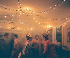 christmas-lights-on-the-ceiling-holiday-party